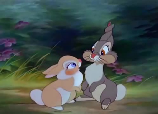 Take Thumper's Advice